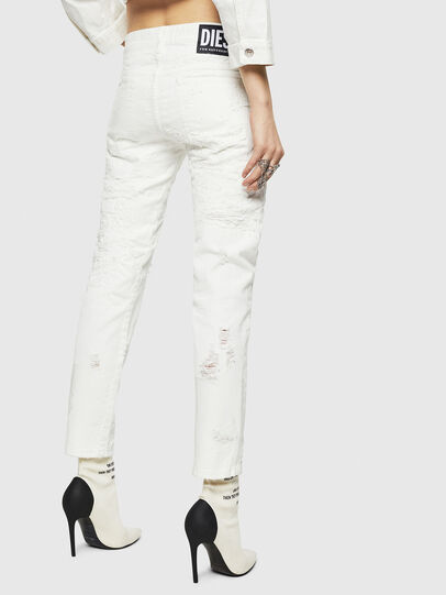 Diesel - D-Rifty 069GY, Bianco - Jeans - Image 2