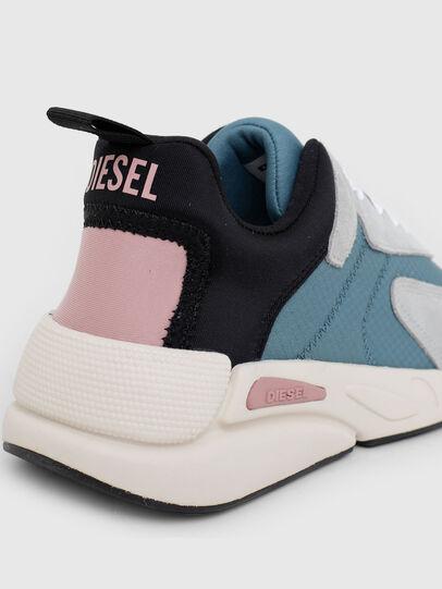 Diesel - S-SERENDIPITY LOW CU, Grigio/Blu - Sneakers - Image 5