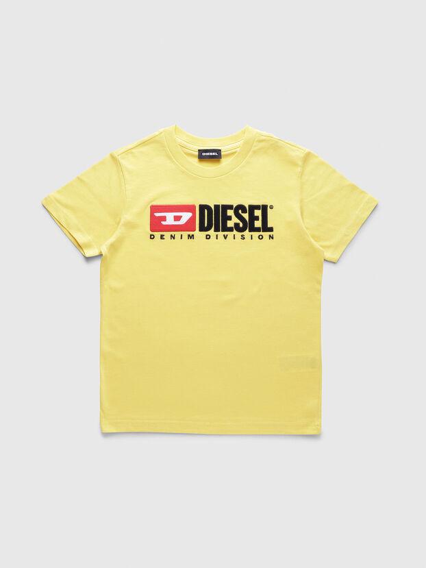 TJUSTDIVISION, Giallo - T-shirts e Tops
