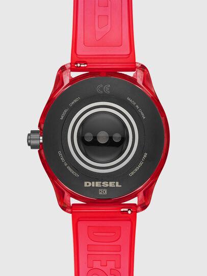 Diesel - DT2019, Rosso - Smartwatches - Image 4