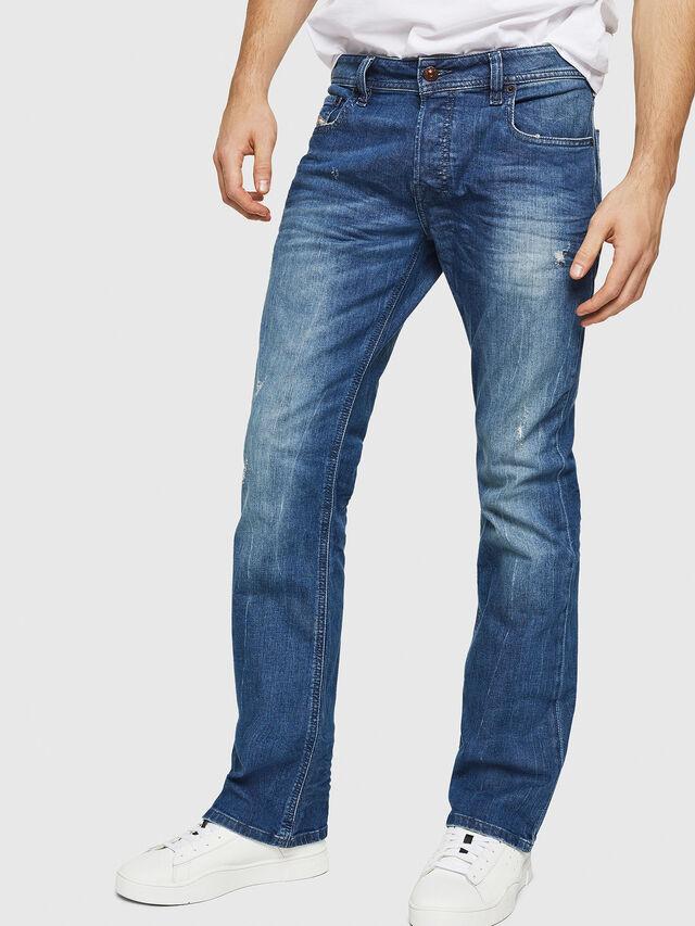Diesel - Zatiny C84KY, Blu medio - Jeans - Image 1