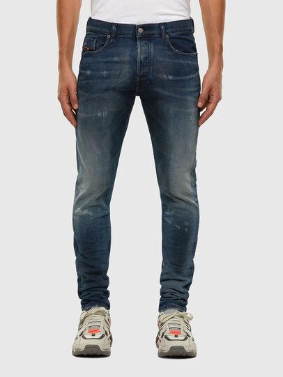 Diesel - Tepphar 009FL, Blu medio - Jeans - Image 1