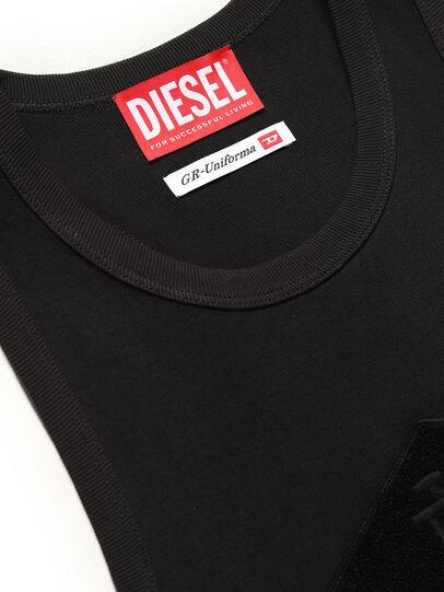 Diesel - GR02-T311, Nero - Tops - Image 4