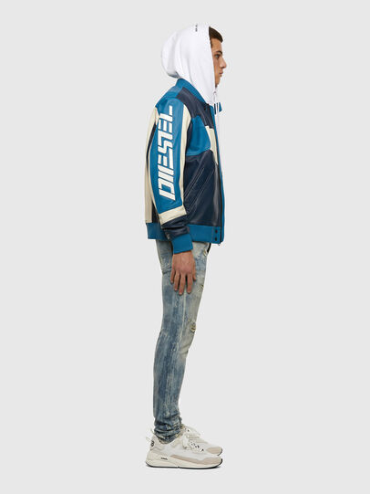 Diesel - Tepphar 009FM, Blu Chiaro - Jeans - Image 8