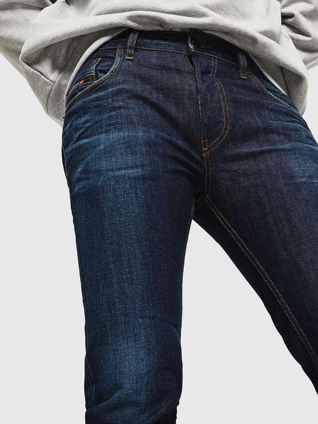 Diesel - D-Ligenz 088AN, Blu Scuro - Jeans - Image 3