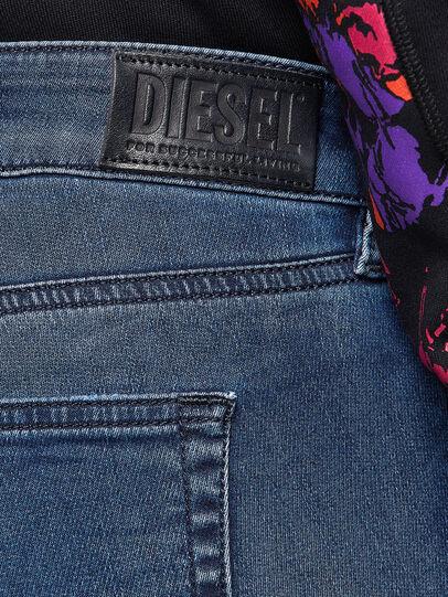 Diesel - D-Ollies JoggJeans® 069SM, Blu Scuro - Jeans - Image 4