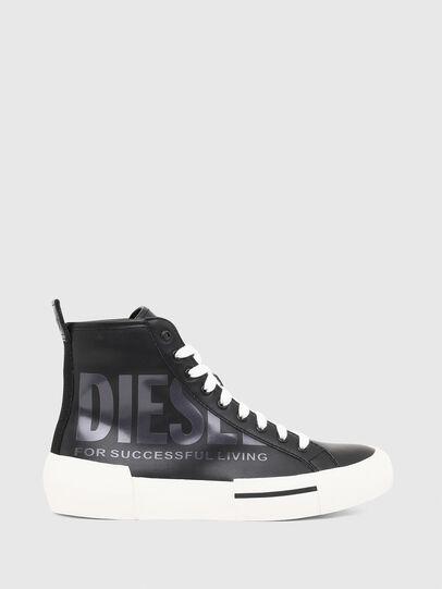 Diesel - S-DESE MID CUT W, Nero - Sneakers - Image 1