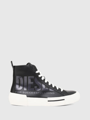 S-DESE MID CUT W, Nero - Sneakers