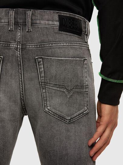 Diesel - Tepphar 009FP, Grigio Chiaro - Jeans - Image 4