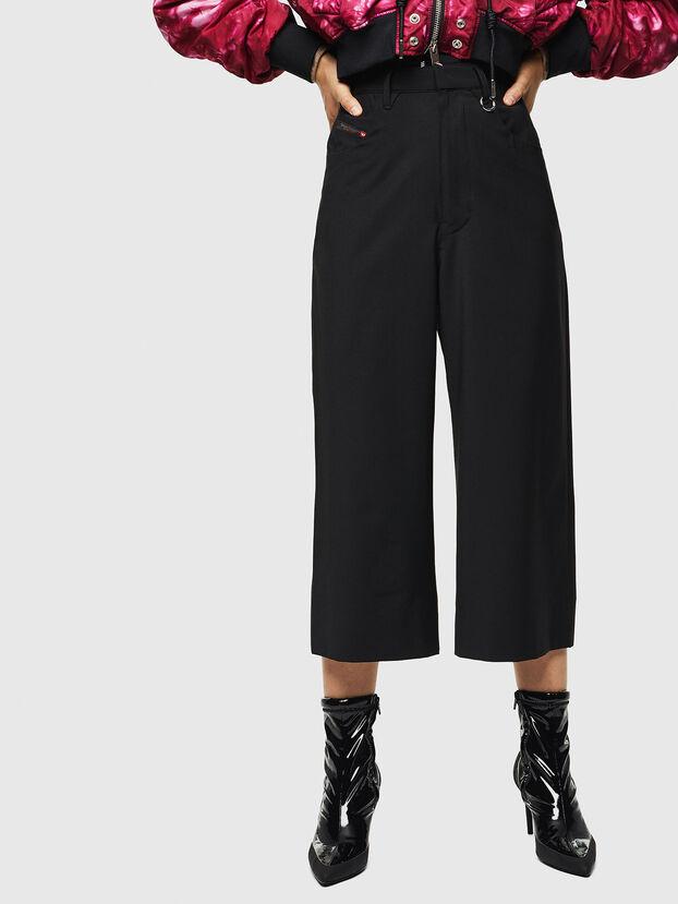 P-ACAY, Nero - Pantaloni
