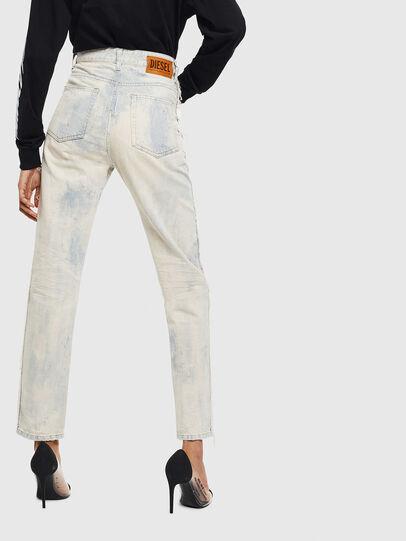 Diesel - D-Eiselle 0099P, Bianco - Jeans - Image 2