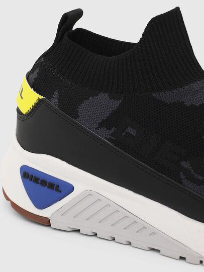 Diesel - S-KB SOCK QB, Nero - Sneakers - Image 4