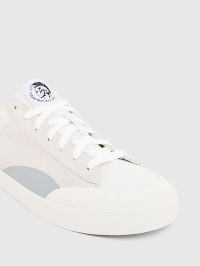Diesel - S-BULLY LC, Bianco/Rosso - Sneakers - Image 5
