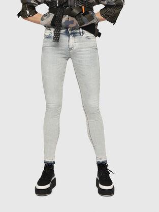 Slandy 086AF, Blu Chiaro - Jeans