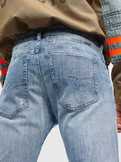Diesel - D-Bazer 0095V, Blu Chiaro - Jeans - Image 4