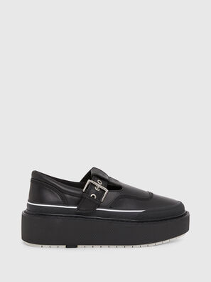 H-SCIROCCO BA, Nero - Sneakers