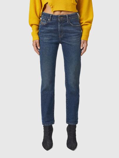 Diesel - D-Joy 009NV, Blu Scuro - Jeans - Image 1