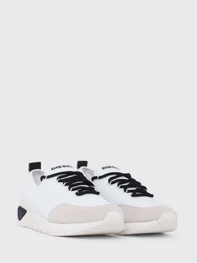 Diesel - S-KBY, Bianco - Sneakers - Image 2