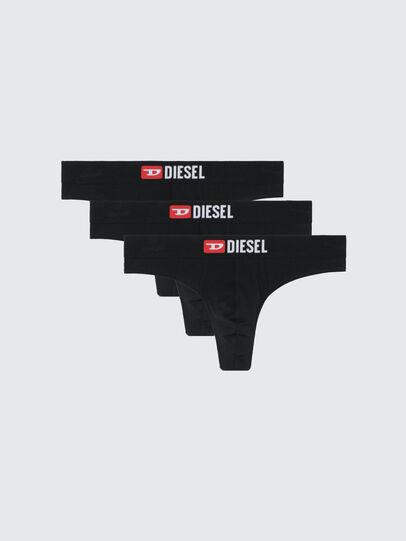 Diesel - UMBR-STRINGTHREEPACK, Nero - Slip - Image 4