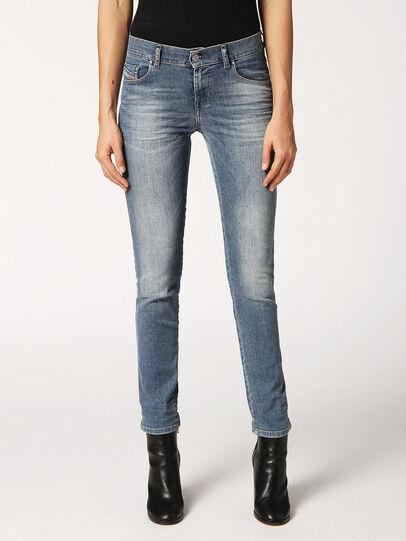 Diesel - Sandy 0688V, Blu Chiaro - Jeans - Image 1
