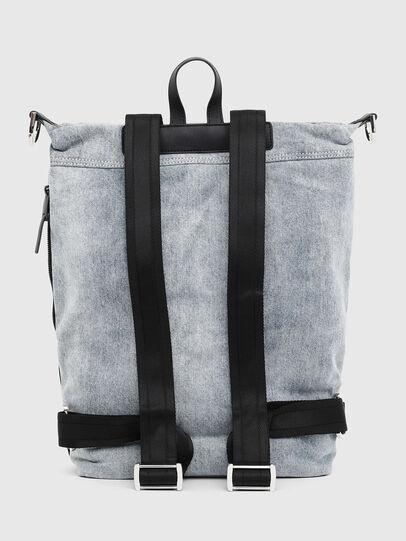 Diesel - SYLE, Grigio Jeans - Zaini - Image 2