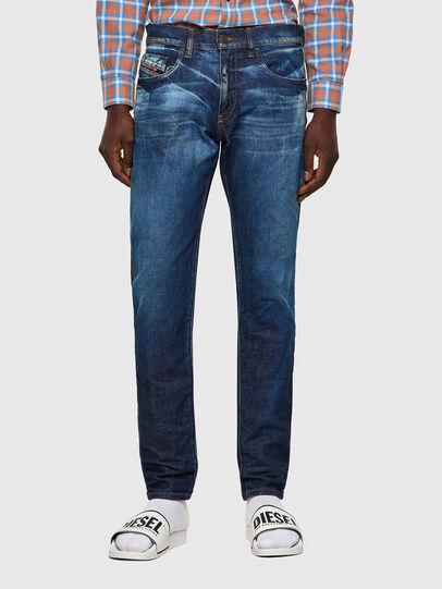 Diesel - D-Strukt 09A13, Blu medio - Jeans - Image 1