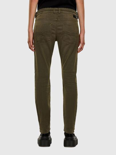 Diesel - Krailey JoggJeans® 0670M, Verde Militare - Jeans - Image 2