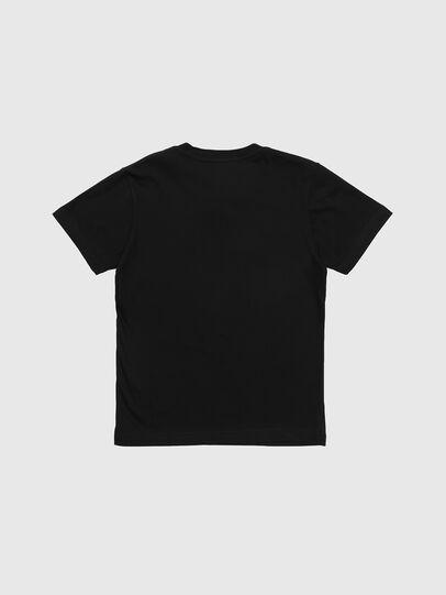 Diesel - TJUSTDIE, Nero - T-shirts e Tops - Image 2