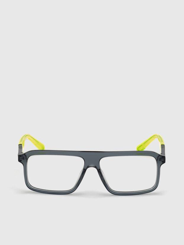 DL5370, Grigio - Occhiali da vista
