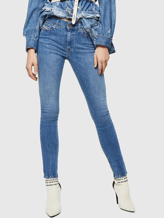 D-Roisin 0890H, Blu Chiaro - Jeans