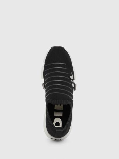 Diesel - H-PADOLA LOW SOCK, Nero - Sneakers - Image 5