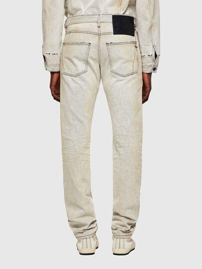 Diesel - D-Kras 09A53, Bianco - Jeans - Image 2