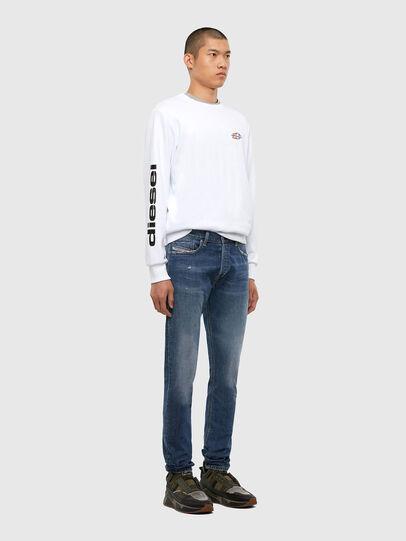 Diesel - Tepphar 009IX, Blu Scuro - Jeans - Image 6