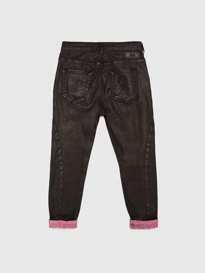 Diesel - D-FAYZA-J JOGGJEANS, Nero/Rosa - Jeans - Image 2