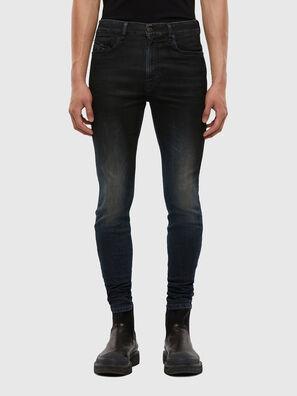 D-Amny 069QM, Blu Scuro - Jeans