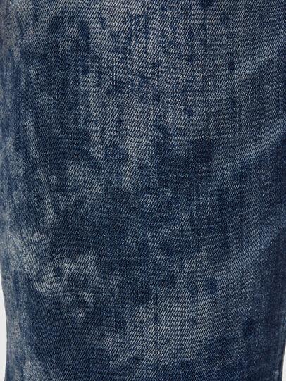 Diesel - Sleenker 009JM, Blu Scuro - Jeans - Image 4