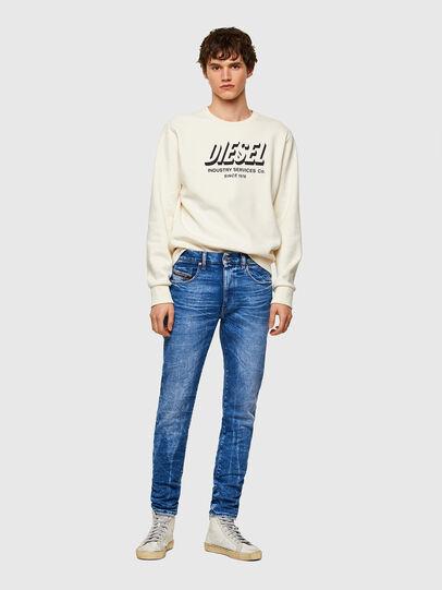 Diesel - D-Strukt 009MH, Blu Chiaro - Jeans - Image 6