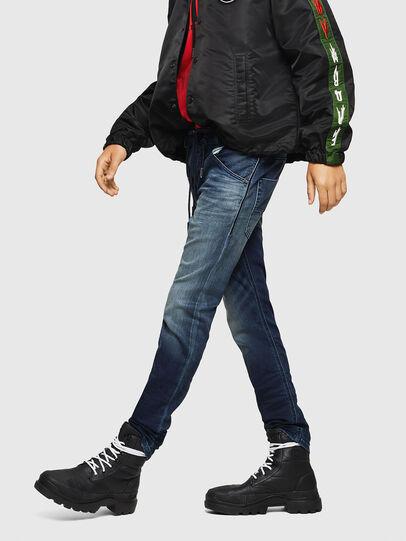 Diesel - Krooley JoggJeans 069HH, Blu Scuro - Jeans - Image 4
