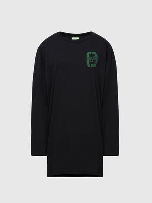 T-MIST-E71, Nero - T-Shirts