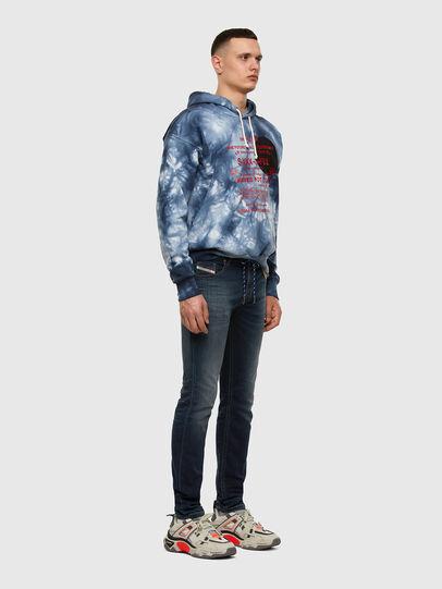 Diesel - Thommer JoggJeans® 069NE, Blu Scuro - Jeans - Image 5