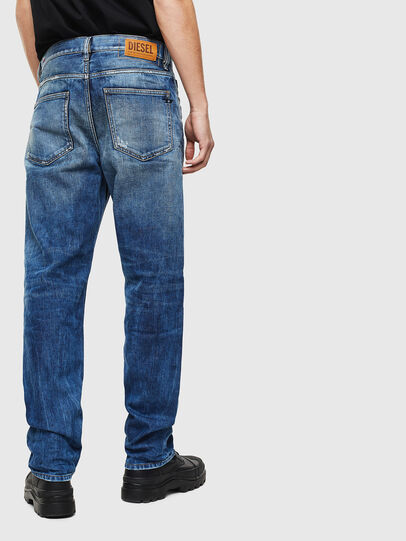 Diesel - D-Macs 0097I, Blu medio - Jeans - Image 2