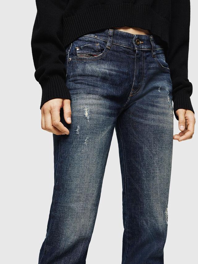 Diesel - D-Rifty 089AL, Blu Scuro - Jeans - Image 3