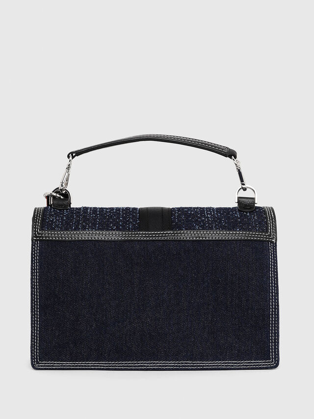 Diesel - MISS-MATCH CROSSBODY, Blu Jeans - Borse a tracolla - Image 2