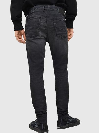 Diesel - Spender JoggJeans 069GN, Nero/Grigio scuro - Jeans - Image 2