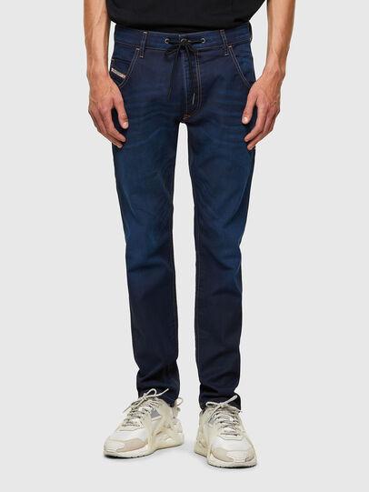 Diesel - Krooley JoggJeans® Z69VZ, Blu Scuro - Jeans - Image 1
