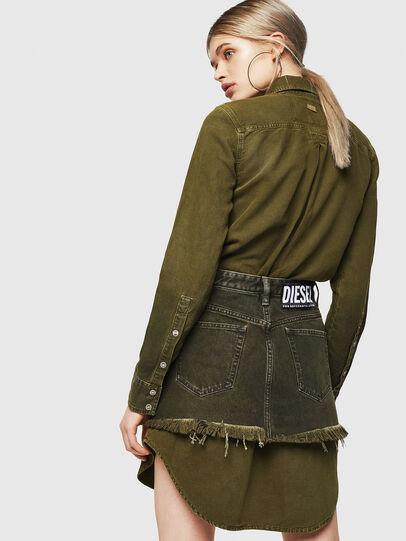 Diesel - DE-DESY-Z, Verde Militare - Vestiti - Image 2
