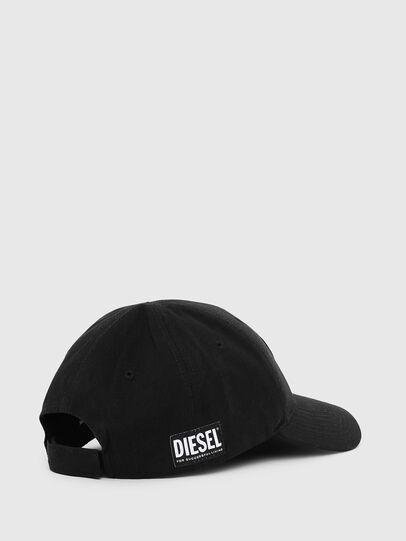 Diesel - LR-CAP, Nero - Cappelli - Image 2