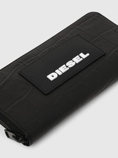Diesel - 24 ZIP,  - Portafogli Con Zip - Image 3