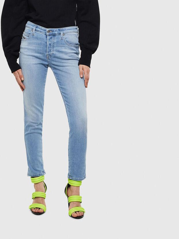 Babhila 0095D, Blu Chiaro - Jeans