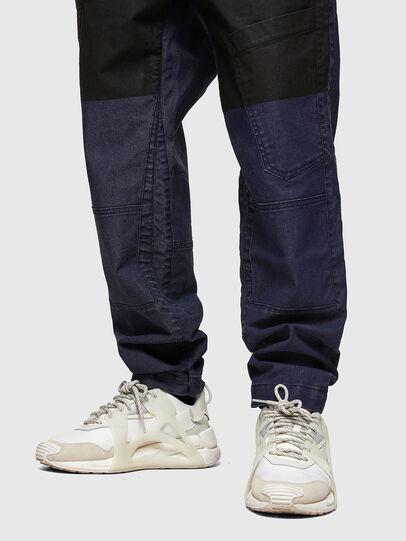 Diesel - D-Azerr JoggJeans® 0DDAY, Blu Scuro - Jeans - Image 5